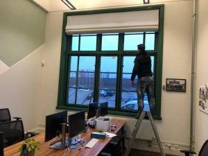 isolatie kantoor voor energielabel c
